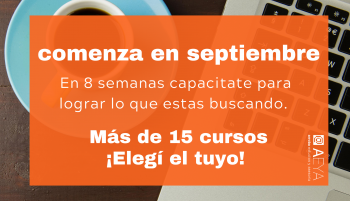 MEGA BENEFICIO - 55%Off - Elegí tu curso!
